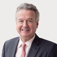 Anthony Parry, Senior Consultant, Freshfields Bruckhaus Deringer