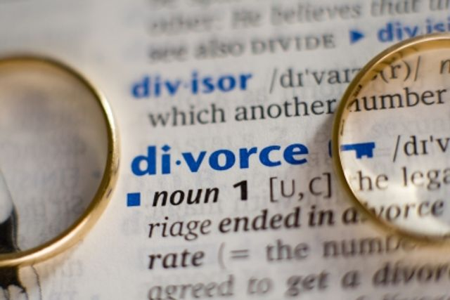 NO FAULT DIVORCE featured image