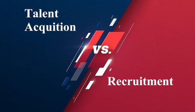 Talent Acquisition Vs Recruitment - understand the difference and you'll make better decisions. featured image