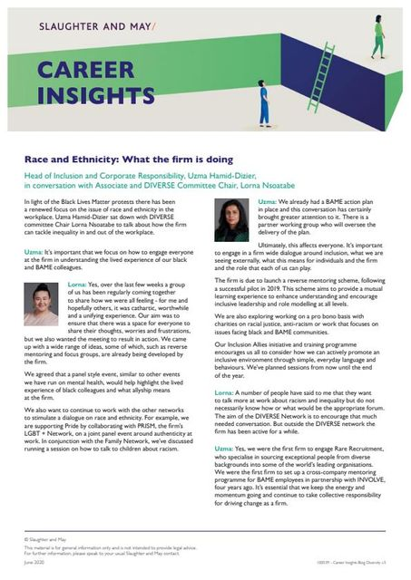 Spotlight on Race and Ethnicity featured image