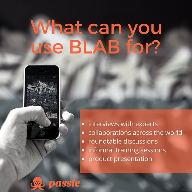 A new livestream app is in town: Blab! featured image