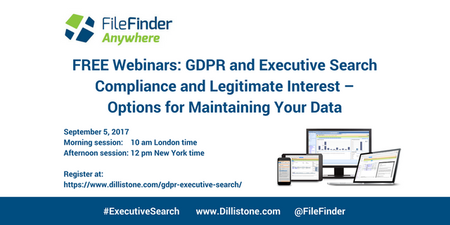 NEW WEBINAR: Compliance and Legitimate Interest – Options for Maintaining Your Data featured image