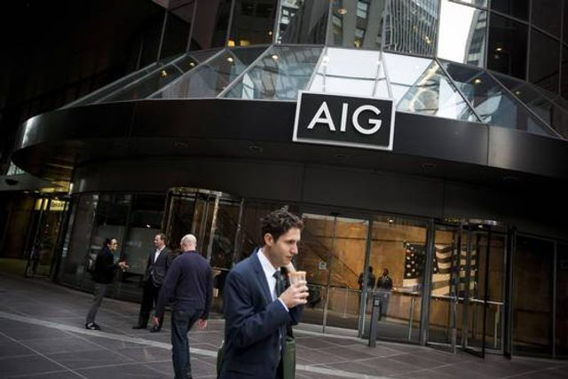 AIG Sees Profits in Tracking Workers' Moves Insurer has invested in a maker of wearable devices desi featured image