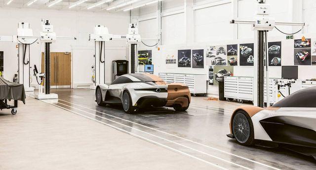 Aston Martin Design Studio in Milton Keynes featured image