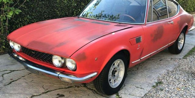 This Fiat Dino is your cheap entry into Ferrari power featured image