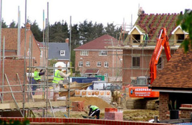 Government Figures show 25% Increase in New Build Housing featured image