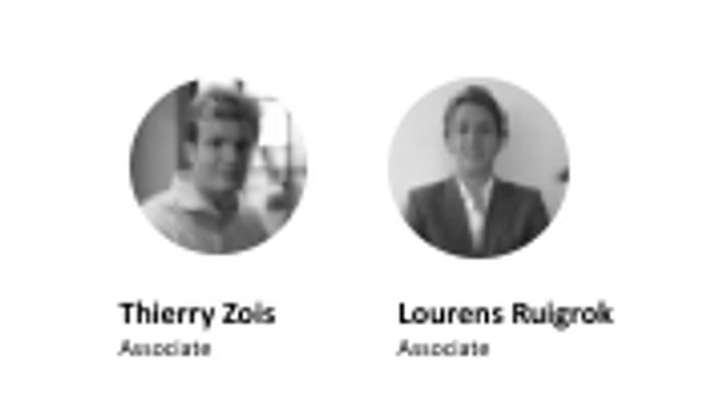 Warm welcome to Thierry Zois and Lourens Ruigrok who joined Finch Capital featured image