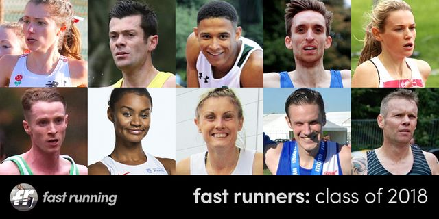 Fast Running Class of 2018 featured image