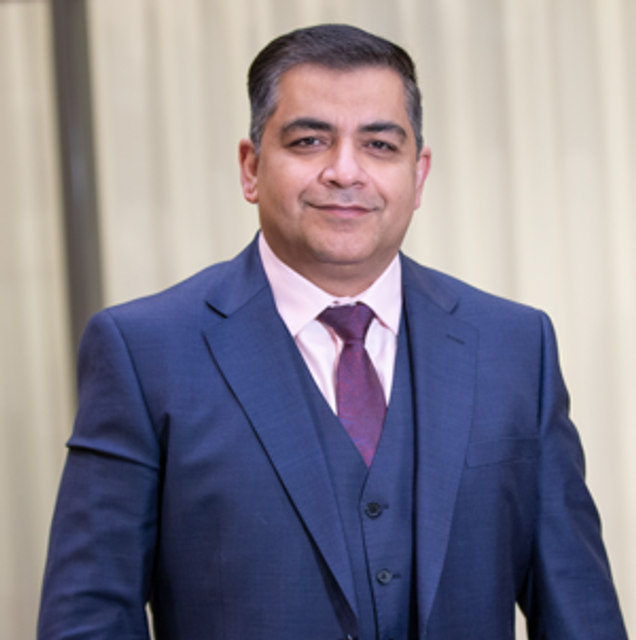 Parth Chakrabarti Named Executive Vice Chancellor for Innovation and Business Development featured image
