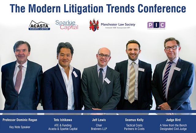 Modern Litigation Trends conference chaired by Brabners featured image