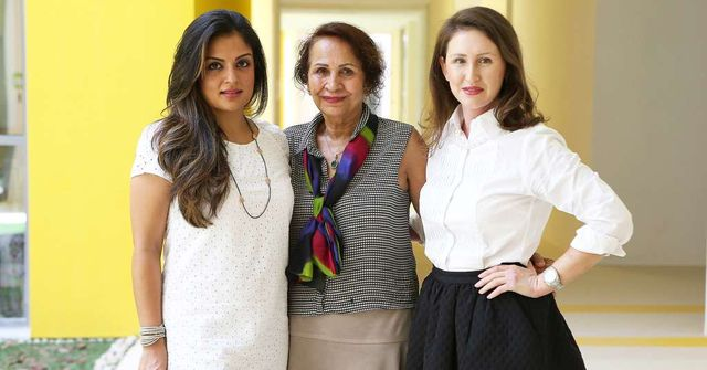Matriarchs make their mark on family businesses featured image