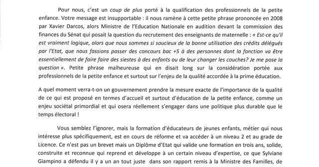 [AForMEJE] Lettre ouverte à Marlène Schiappa, secrétaire d'Etat chargée de l'Egalité entre les femme featured image