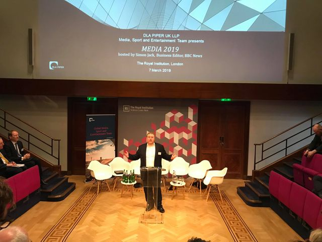 DLA Piper's Media Summit 2019 takes over the Royal Institute featured image