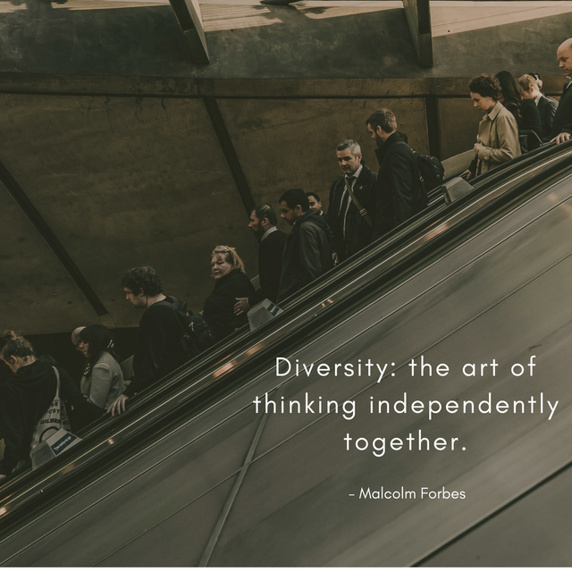 Are you guilty of adopting a one-dimensional approach to diversity? featured image