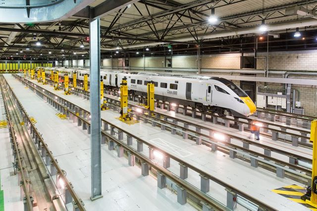 ROLLS-ROYCE & HITACHI RAIL EUROPE ENTER PARTNERSHIP FOR MTU SYSTEMS featured image