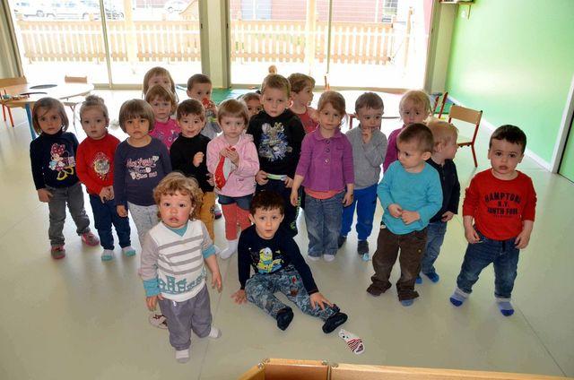 Les Moussaillons du Pôle multi-accueil petite enfance étaient cette semaine sur les dents. featured image