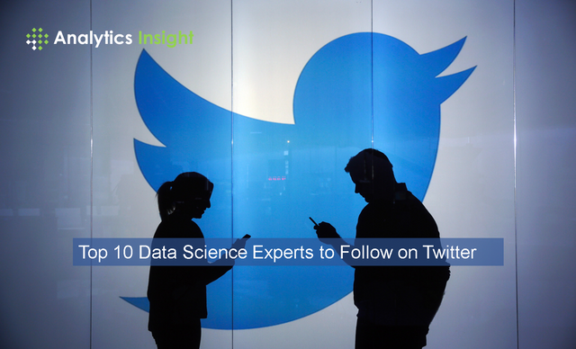 TOP 10 DATA SCIENCE EXPERTS TO FOLLOW ON TWITTER featured image