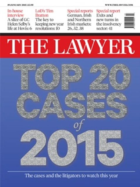 The Lawyer's top 20 cases of 2015 - the international theme continues featured image