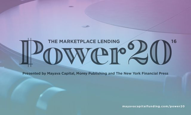 Marketplace Lending Power 20 featured image