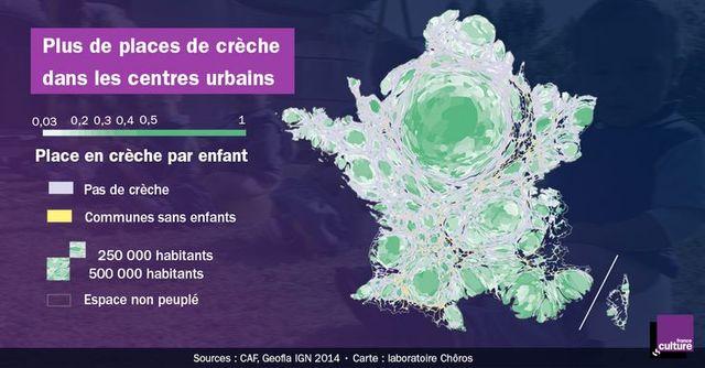 Cinq idées reçues sur la France battues en brèche par les cartes featured image