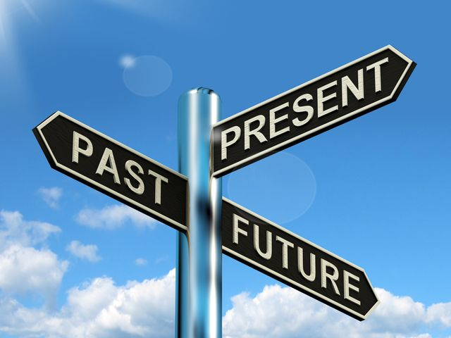 The past is often seen as a frame of reference - is this helpful? featured image