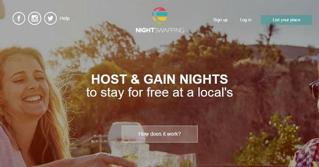 Nightswapping: Find out how to stay wherever you want in the world - for free! featured image