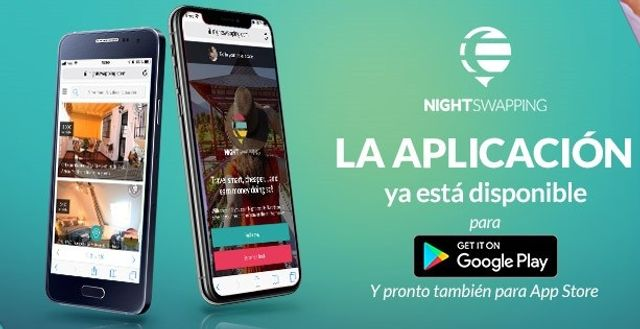 NightSwapping lanza su aplicacion movil featured image