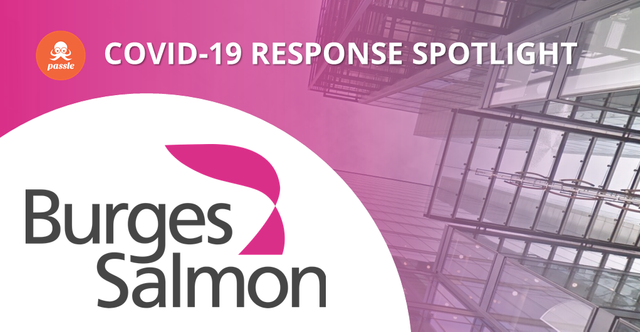 Covid-19 Professional Services Response Spotlight: Burges Salmon featured image