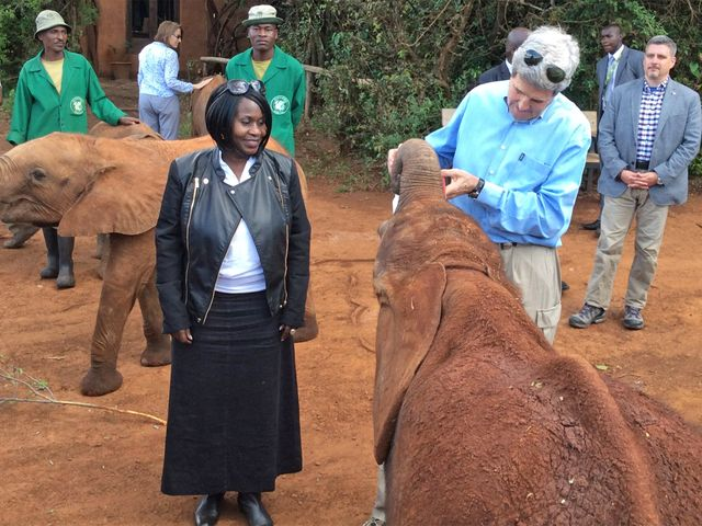 Meet the woman saving Kenya's Elephants featured image