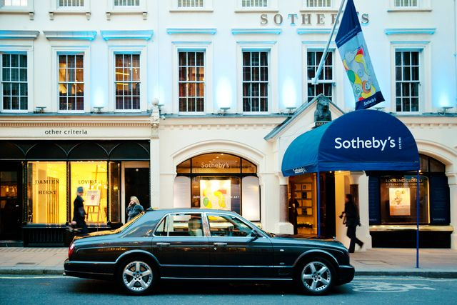 Sotheby's bought by French billionaire for $3.7bn featured image