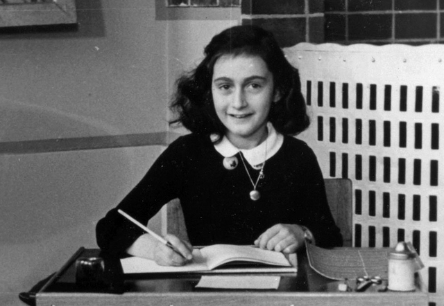 Investigators Are Turning to Big Data to Find Who Betrayed Anne Frank Read more: http://www.smithson featured image