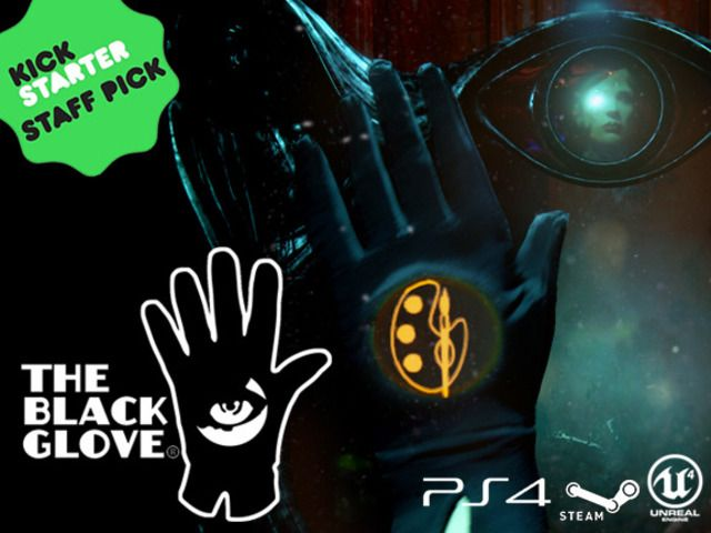 The Black Glove - Video Game  featured image
