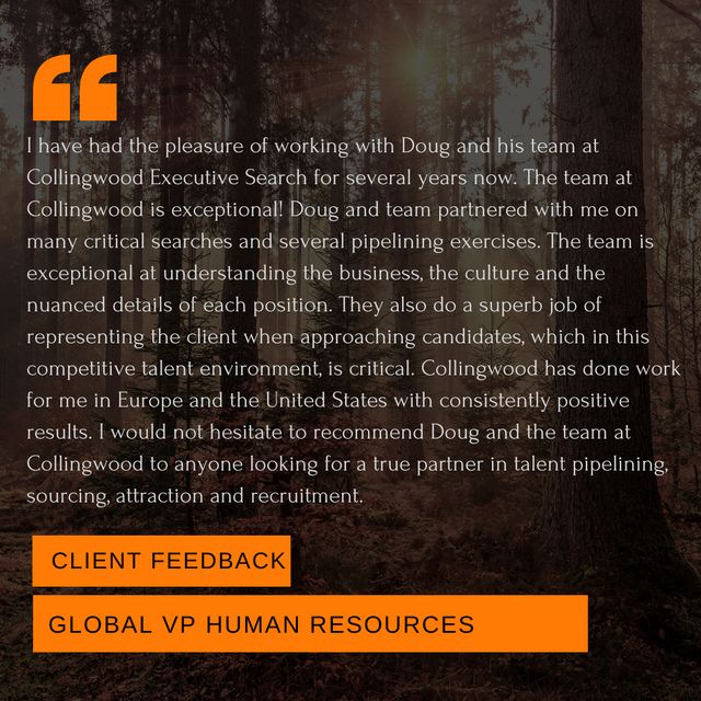 Another positive client testimonial! featured image