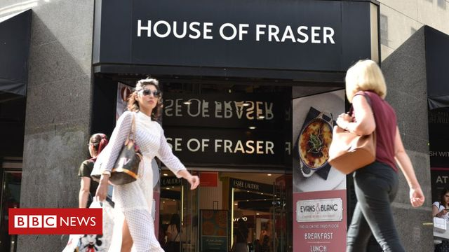 Sporting fixture for House of Fraser? featured image