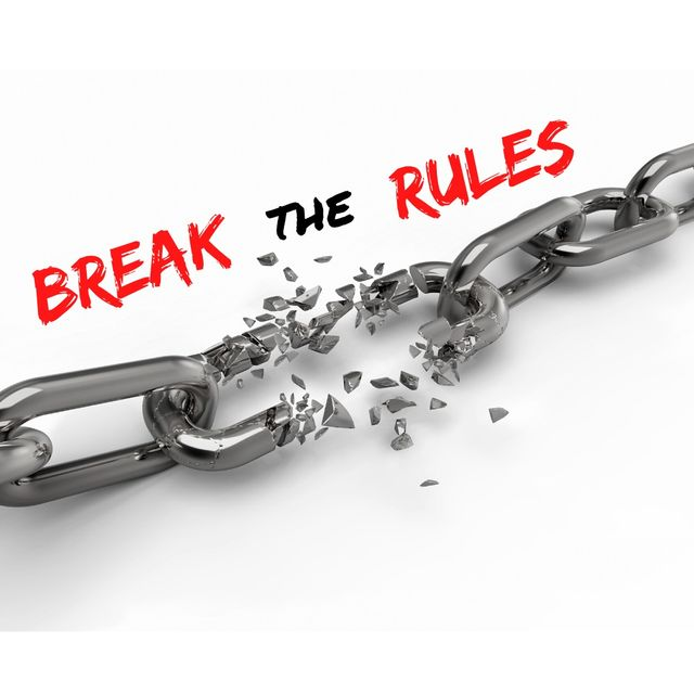 "Breaking the ""Rules"" - virtually! featured image"