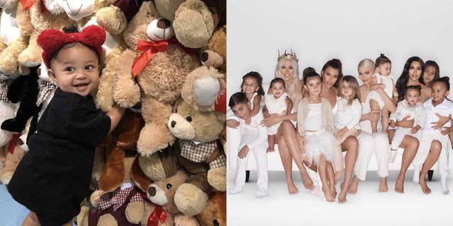 Celebrity baby trade marks - keeping up with the Kardashian kids featured image