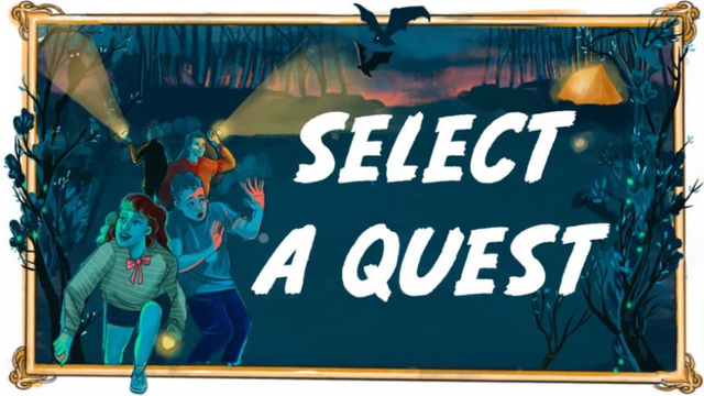 Choose your quest and find the whistle! A brilliant interactive online theatre experience to explore featured image
