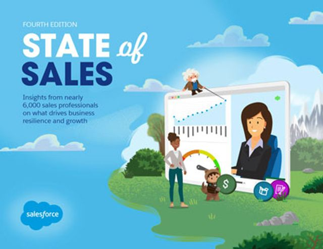 What's Changing in Sales According to Salesforce featured image