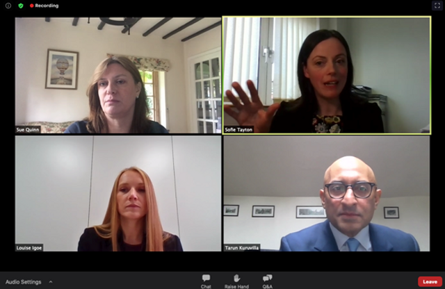 Lodders' Care & Capacity webinar brings together experts from across the field featured image