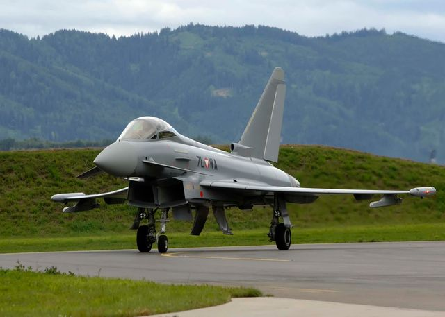 Austrian Federal Ministry of Defence and Sports to sue Airbus and the Euro-fighter consortium featured image