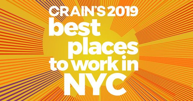 Vestwell ranked among best places to work in NYC by Crain's New York! featured image