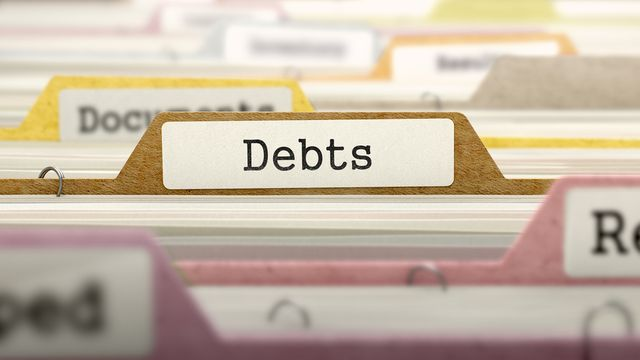 SMEs wrote off £5.8 billion in debt in last financial year featured image