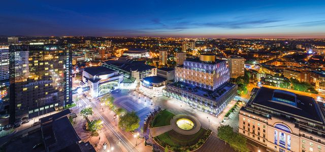 Business, Culture, Canals & the Commonwealth Games, here's why Birmingham is one of the most exciting cities in Europe! featured image