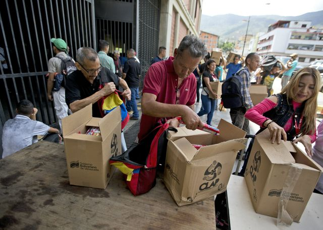 Venezuela's Food Aid Fraud featured image