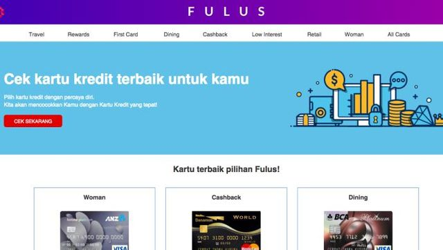 Indonesian millennial news portal Brilio launches credit card comparison platform featured image
