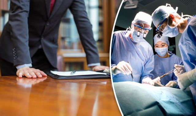 NHS lines up £56billion of budget to pay for legal costs of negligence cases featured image
