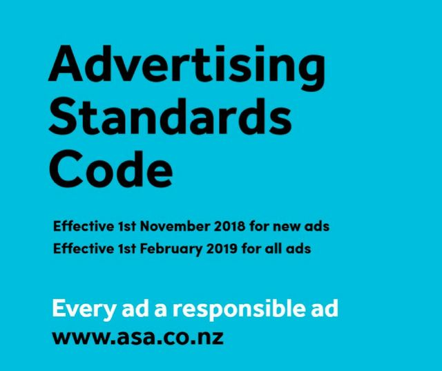 New Advertising Code Released in New Zealand featured image