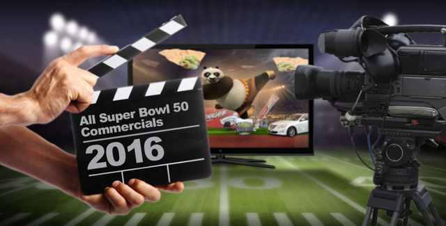 Super Bowl Adverts 2016! featured image
