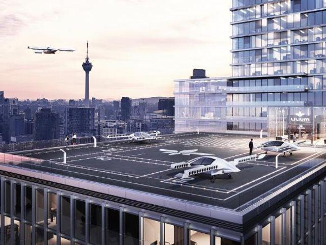Mit dem Flugtaxi zum Freibad? Chargepoint stellt Hochleistungsstecker vor featured image