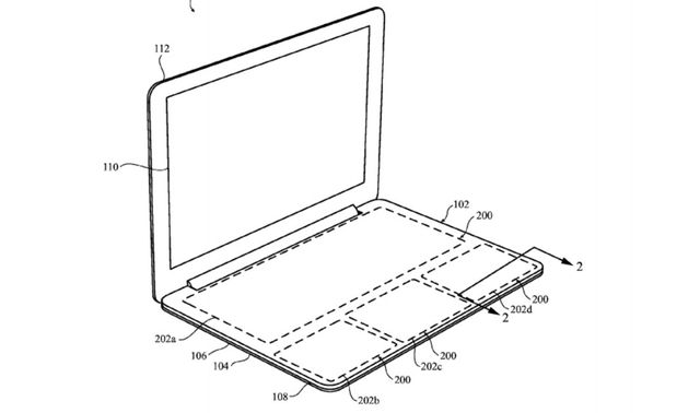 Apple's Innovation - 'Keyless' Keyboard featured image